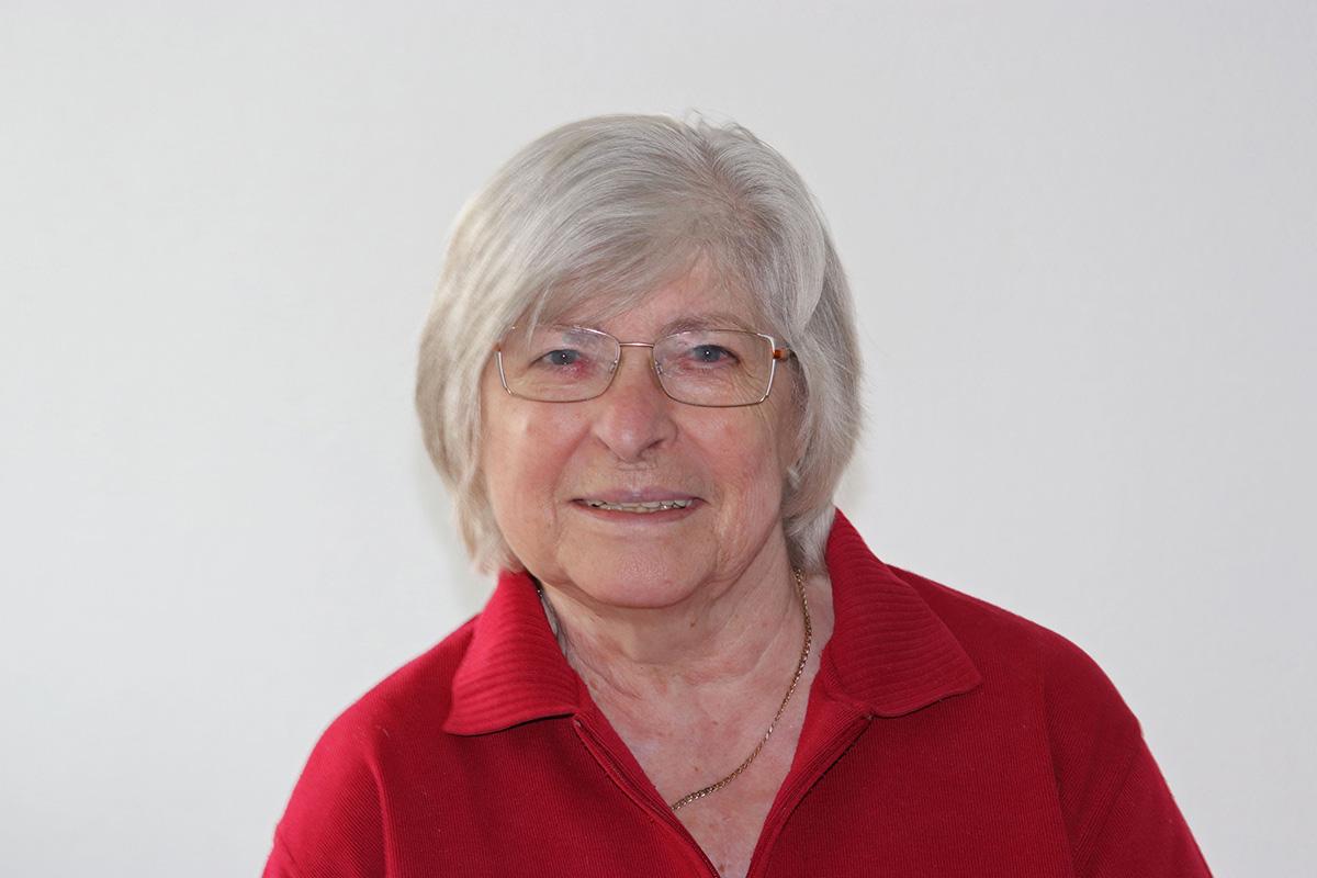 Sigrid Kempkes, Schriftführerin